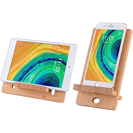 Smartphone holder Universal wood holder Smartphone stand Portable cell stand Solid natural wood Party decoration Party stuff Craft sale deco
