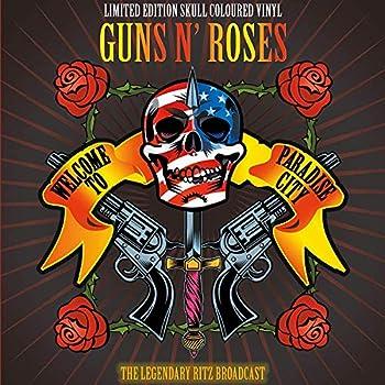 Guns N  Roses - The Legendary Ritz Broadcast  Limited Edition Skull Colored Vinyl