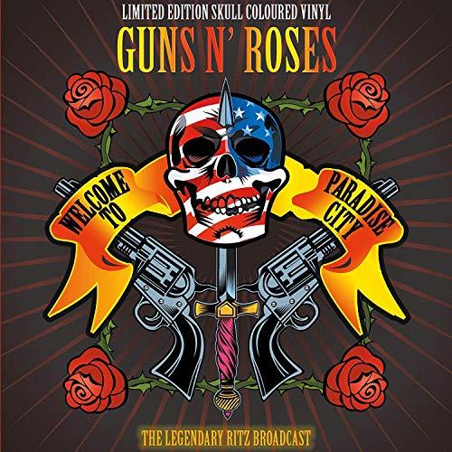 Guns N' Roses – The Legendary Ritz Broadcast: Vinile Colorato in Edizione Limitata [Vinyl LP]