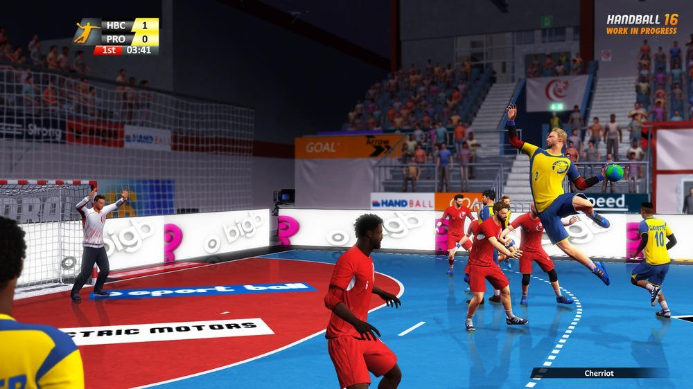 Handball 2016: Amazon.es: Videojuegos