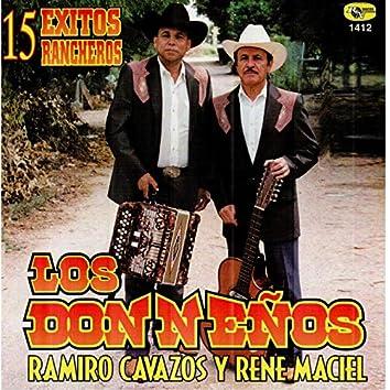 15 Exitos Rancheros