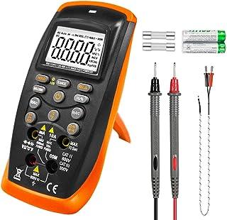 INFURIDER Digital Multimeter,Auto-Raging TRMS 6000 Counts Voltmeter Ammeter Ohmmeter for AC DC Volt &Current, Ohm,Capacita...