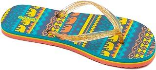 Chumbak Elephant Parade Flip Flops