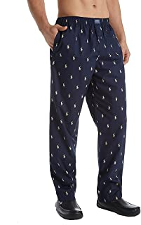 Polo Ralph Lauren Men's Allover Pony Pajama Lounge Pants
