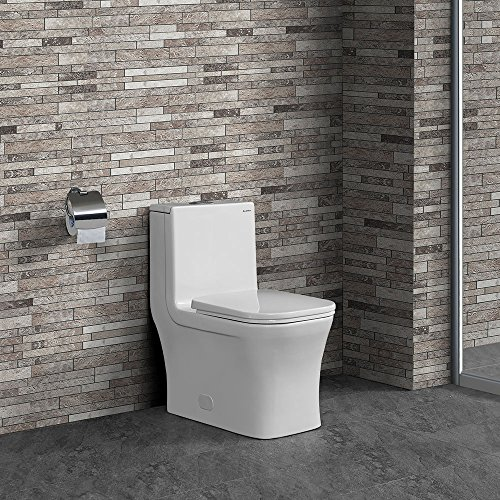 Swiss Madison Concorde Dual Flush Toilet