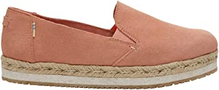 Women's Palma Woven/Tassel Ankle-High Fabric Slip-On Shoes