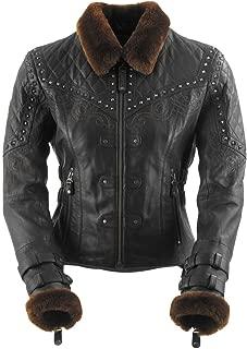 sheared jacket