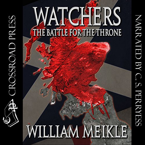 Watchers: The Battle for the Throne audiobook cover art