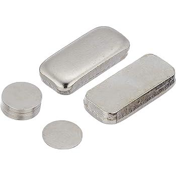 4 St/ück 4 St-Packung 20mm dia x 5mm thick First4magnets F205-4 Durchmesser Dicker N42-Neodym-Magnet-7,3kg Anziehungskraft