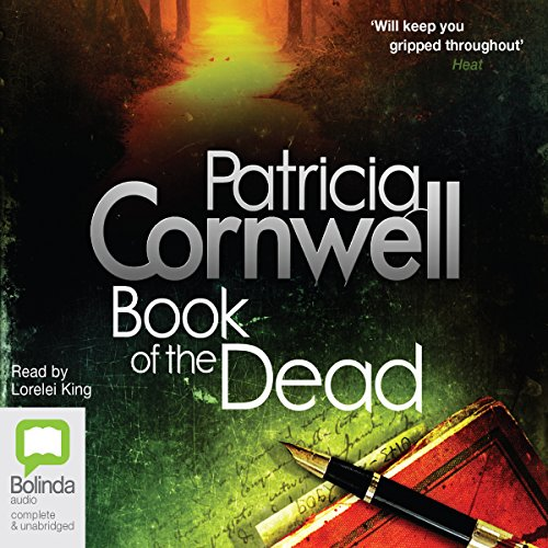 Book of the Dead audiobook cover art