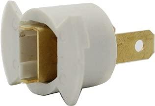 TAKPART H1 Halogen Headlight Bulb Socket Holder 33116-SD4-961 33116SD4961 for Honda CR-V Acura