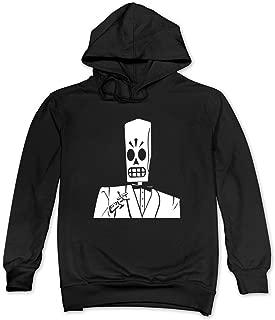 Men's Grim Fandango Manny Sweatshirts