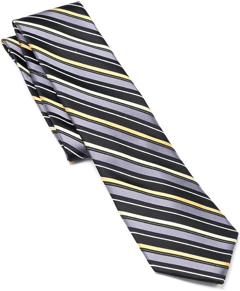 Arrow Men's Striped Patterned Necktie Tie
