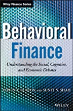 Behavioral Finance: Understanding the Social, Cognitive, and Economic Debates (Wiley Finance) (English Edition)