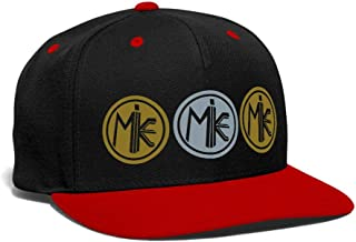 Funnel Vision Mike Logos Snapback Cap