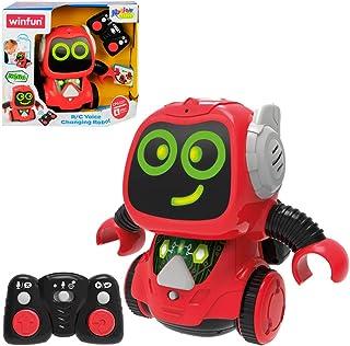 winfun - Robot teledirigido Habla baila y aprende (46324) ,