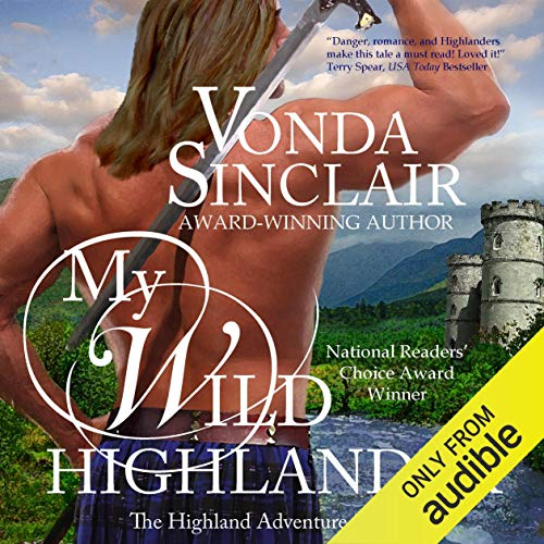 My Wild Highlander Audiobook By Vonda Sinclair cover art