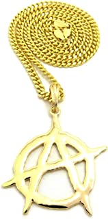 anarchy pendant