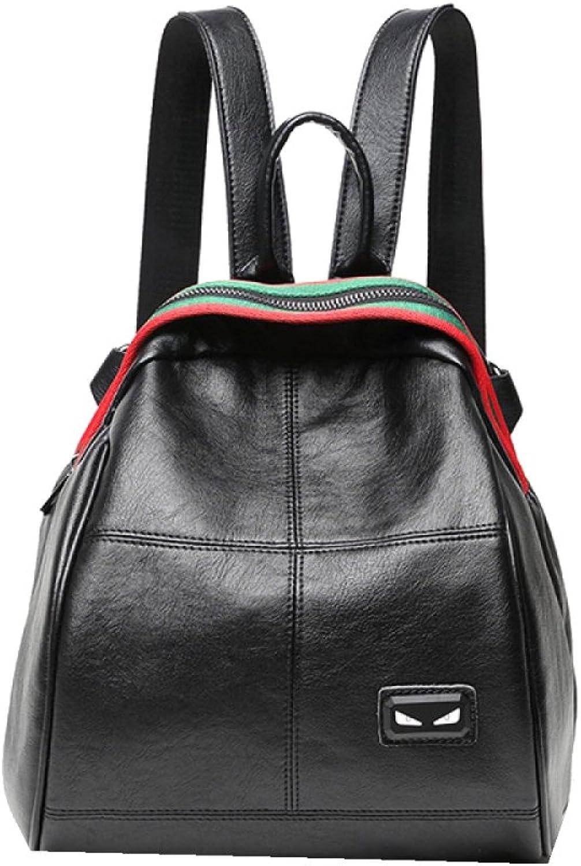 Female New Leder Rucksäcke Trend Nähte Handtaschen Rucksäcke B07CNW9R8D  Kaufen Sie online