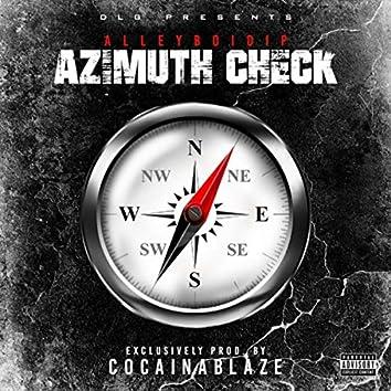 Azimuth Check