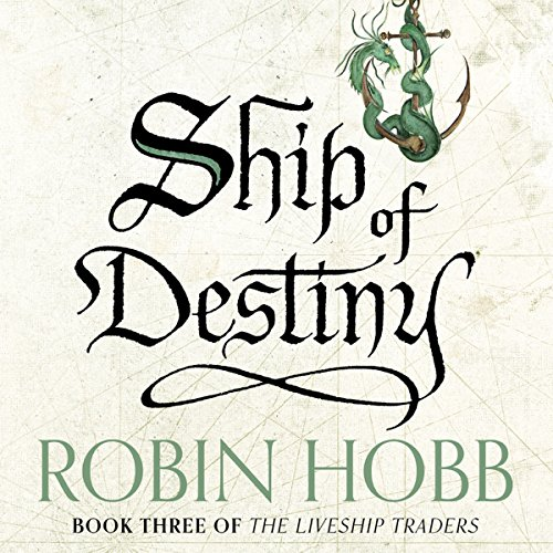 Couverture de Ship of Destiny
