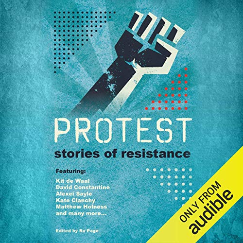 Protest cover art