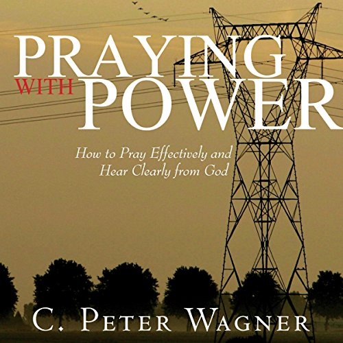 Praying with Power audiobook cover art