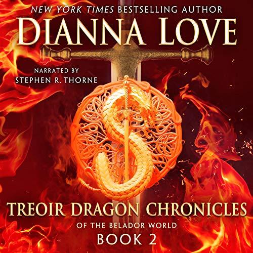 Treoir Dragon Chronicles of the Belador World: Book 2 cover art