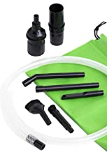 Green Label Micro Vacuum Accessory Kit Compatible with Shark Vacuum Cleaners