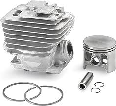 Woniu 47mm Cylinder Piston Rebuild Assembly Kit for Stihl MS361 MS361C MS341 Chainsaws 1135 020 1202