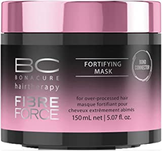 Schwarzkopf Professional BC Fibre Force Fortifying Mask Mascarilla - 150 ml