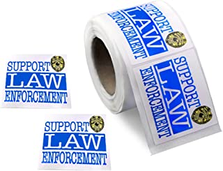 Best police donation sticker Reviews