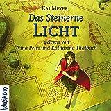 Merle und die fliessende Königin: Das Steinerne Licht: 2. Teil der Merle-Trilogie. Sprecher: Nina Petri, Katharina Thalbach. 5 CDs, ca. 310 Min.