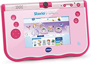 VTech- Tablet Multimedia, Color Rosa (3480-183857)