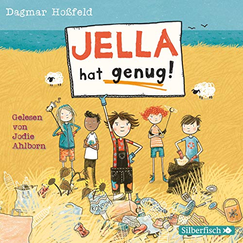 Jella hat genug! cover art