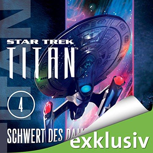 Schwert des Damokles (Star Trek: Titan 4) Titelbild