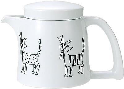佐藤商会Bitte Stenstrom × HASAMI Little mimmi Pot 450ml (茶こし付ポット) BL-7013
