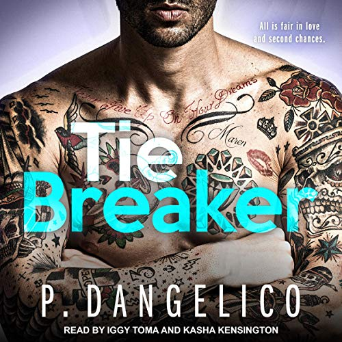Tiebreaker audiobook cover art