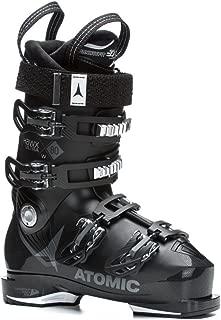 Atomic HAWX Ultra 80 W Womens Ski Boots - 23.5/Black-Anthracite
