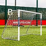 FORZA Alu60 But de Football (Large Gamme de Tailles) (4m x 2m)