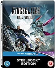 Kingsglaive: Final Fantasy XV Steelbook not includedBROTHERHOOD FINAL FANTASY XV 2016 Region Free