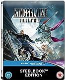 Final Fantasy: XV Kingsglaive Steelbook [Blu-ray] [2016] UK-Import, Sprache-Englisch