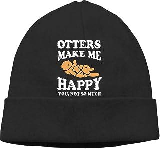 GDSG5/&4 Your Heart and My Heart Pitbull American Flag Unisex Helmet Liner Running Beanie Hats