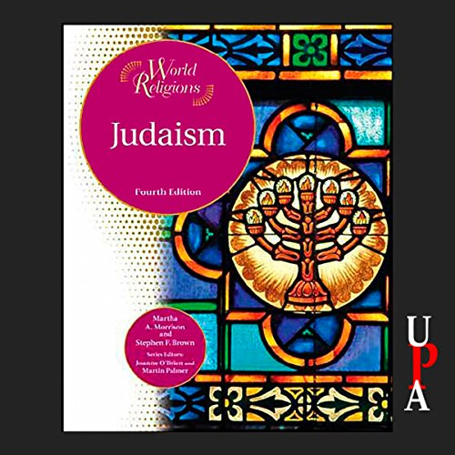 Judaism audiobook cover art