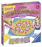 Ravensburger Italy- Mandala Designer Sand Mini Romantic Gioco Creativo, 29994
