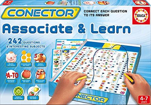 Educa - 16423 - Jeu Éducatif Électronique - Connector - Associant Et Apprendre
