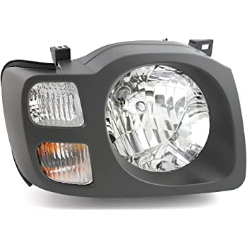 amazon com for nissan xterra xe headlight 2002 2003 2004 driver and passenger side headlamp assembly replacement automotive amazon com for nissan xterra xe