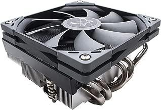 Scythe Big Shuriken 3 Low Profile 120mm Air CPU Cooler, Intel LGA1151, AMD AM4/Ryzen