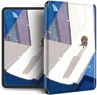 GLGSHOULIAN Caso para Kindle,Cubierta Inteligente Magnética para Todos Los Nuevos Kindle 2019 con Funda De Caja De Luz para 2018 Kindle Paperwhite 4 Cajas De 10A Generación