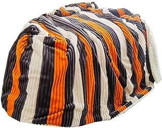 Keep Warm Blanket, Solid Coral Fleece Blanket, Casual Blanket, Sofa Blanket, Yoga Blanket, Air Conditioning Blanket. Thick (Color : Orange, Size : 200cm*230(2.25kg))